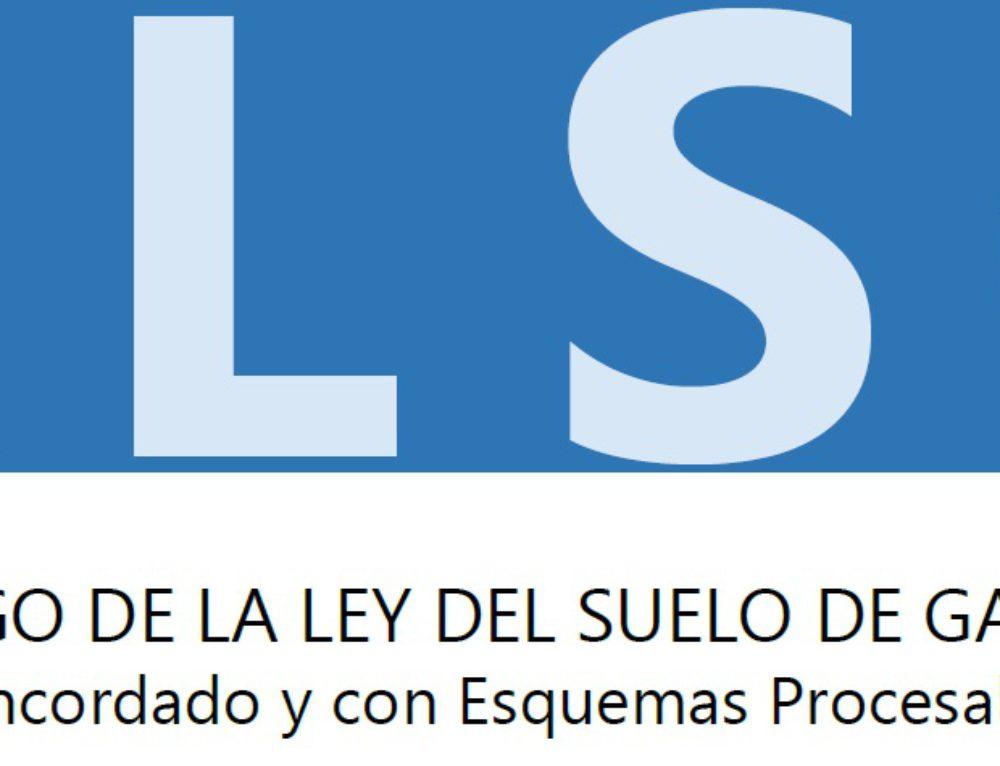 Reserva el Libro Código de la Ley del Suelo de Galicia